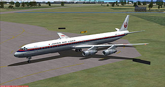 Just Flight - DC-8 Series 50 To 70