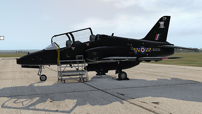 Just Flight - Hawk T1/A for X-Plane 11