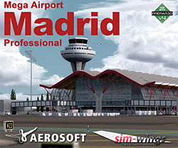 Purchase Mega Airport Madrid Pro
