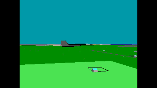 Microprose - F19 Stealth Fighter