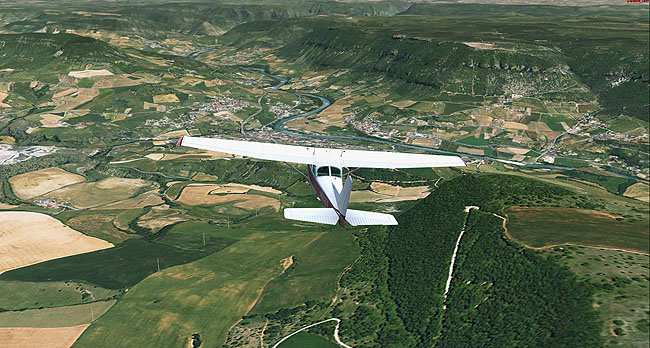 France VFR Midi Pyrenees Volume 1