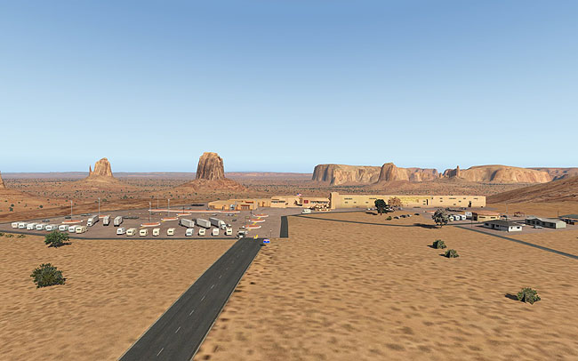 Orbx - Monument Valley