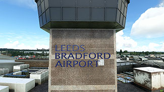 Orbx - Leeds Bradford Airport For MSFS