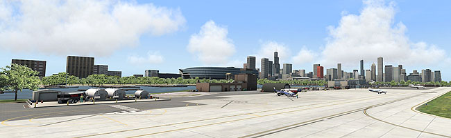 Orbx - Meigs Field