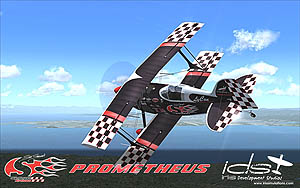 Pitts Special Prometheus by IRIS