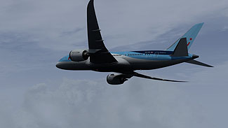 QualityWings Ultimate 787 Collection