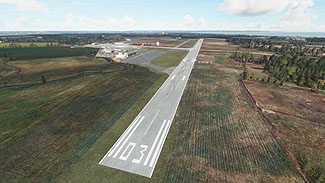 Taburet - Lydd Airport for MSFS 2020