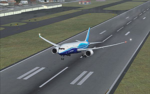 TDS Tenkuu Developers Studio Boeing 787 for Microsoft Flight Simulator