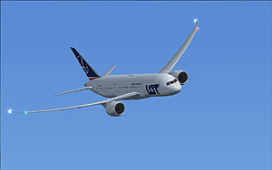 TDS Tenkuu Developers Studio LOT Boeing 787 for Microsoft Flight Simulator