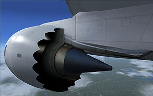 TDS Tenkuu Developers Studio Boeing 787 engine for Microsoft Flight Simulator