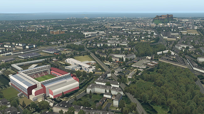 Orbx - TrueEarth Great Britain North