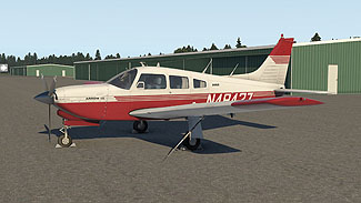 Just Flight Piper Turbo Arrow for X-Plane