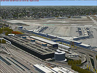 Chicago Midway Intl Airport by Venez Scenery