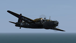 First Class Sim - Vickers Wellington