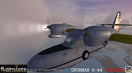 Grumman G-44A Widgeon by Flysimware
