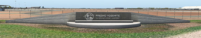 Orbx - Fresno Yosemite International Airport