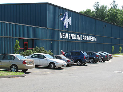 FlightSimCon 2015 location at New England Air Museum
