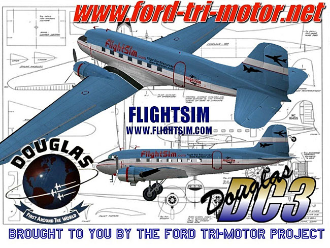 Ford Tri-Motor Project