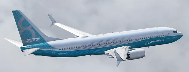 TDS B738 MAX Preview