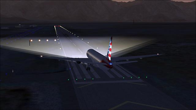 AFS Design Boeing 767-300 freeware download! Callout