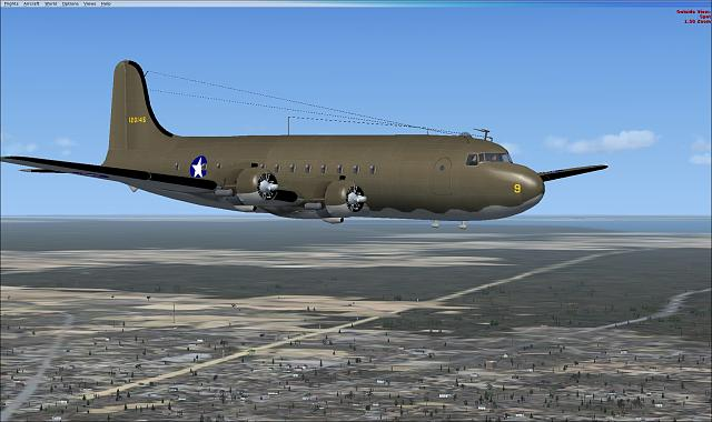 Trying the freeware DC-4 / C-54 - Page 2