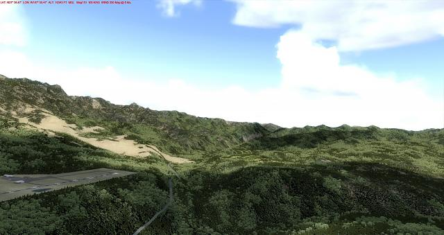 Click image for larger version.  Name:5 Looking Left on Downwind  keeping the road on the left.jpg Views:27 Size:389.9 KB ID:219224