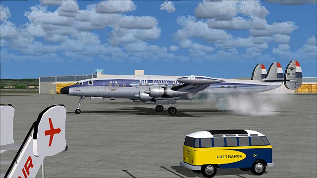 Click image for larger version.  Name:Lockheed L-1049G Super Connie_KLM_03.jpg Views:21 Size:448.7 KB ID:210739