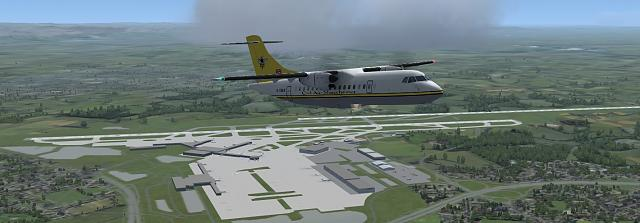 Click image for larger version.  Name:Aerospatiale ATR200-400 Col-Air Leaving Manchester.jpg Views:13 Size:194.3 KB ID:212023