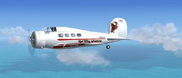 Click image for larger version.  Name:Lockheed Orion 9 Red Wing Adventures flight1.jpg Views:27 Size:49.0 KB ID:210589