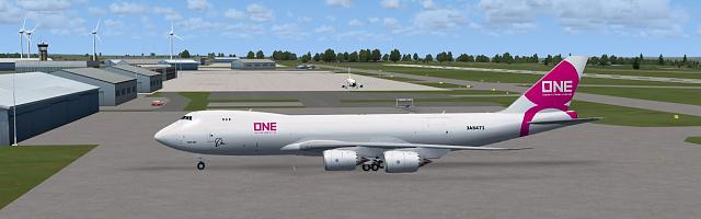 Click image for larger version.  Name:Boeing 748F Ocean Network Express parked.jpg Views:16 Size:115.2 KB ID:210623