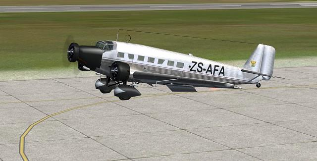 Click image for larger version.  Name:Junkers JU-52 Taxi out.jpg Views:13 Size:173.3 KB ID:211157