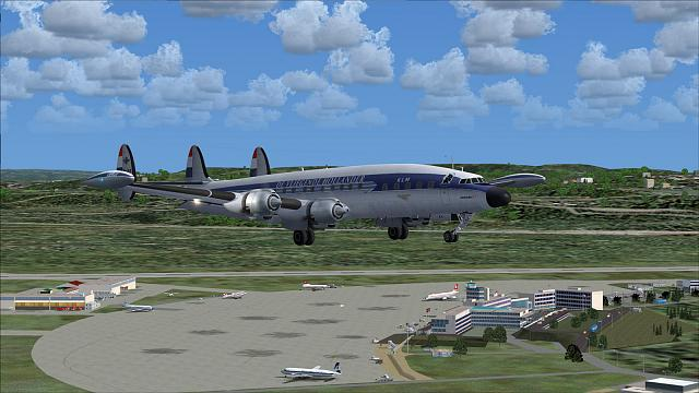 Click image for larger version.  Name:Lockheed L-1049G Super Connie_KLM_05.jpg Views:24 Size:368.6 KB ID:210741