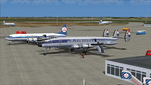 Click image for larger version.  Name:Lockheed L-1049G Super Connie_KLM_21.jpg Views:23 Size:331.1 KB ID:210757