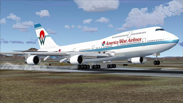 Click image for larger version.  Name:B747-400 America West_17.jpg Views:21 Size:376.2 KB ID:220061