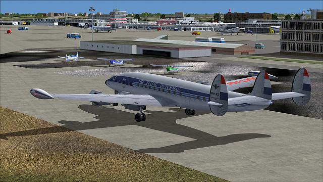 Click image for larger version.  Name:Lockheed L-1049G Super Connie_KLM_20.jpg Views:21 Size:461.4 KB ID:210756