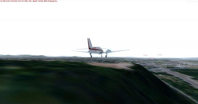 Click image for larger version.  Name:9 On Downwind to KTTD.jpg Views:10 Size:128.8 KB ID:222502