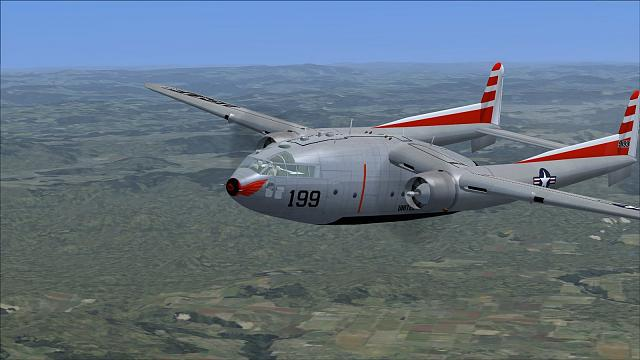 Click image for larger version.  Name:USAF C-119C 40th Troop Carrier Squadron.jpg Views:8 Size:235.8 KB ID:212765