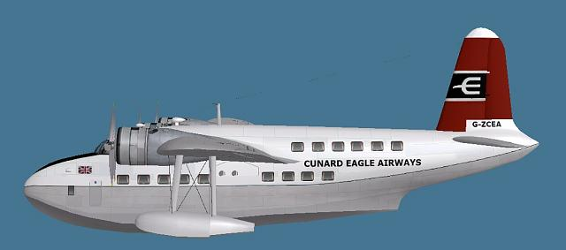 Click image for larger version.  Name:Shorts Sandringham Cunard Eagle Airways paint.jpg Views:12 Size:67.8 KB ID:212485