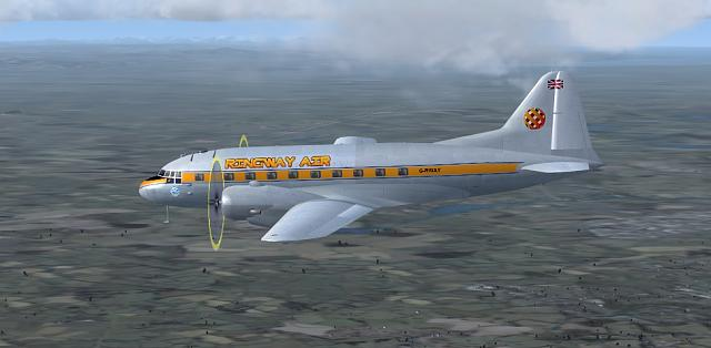Click image for larger version.  Name:Ilyushin IL-12 Ringway Air in flight.jpg Views:19 Size:103.0 KB ID:207646
