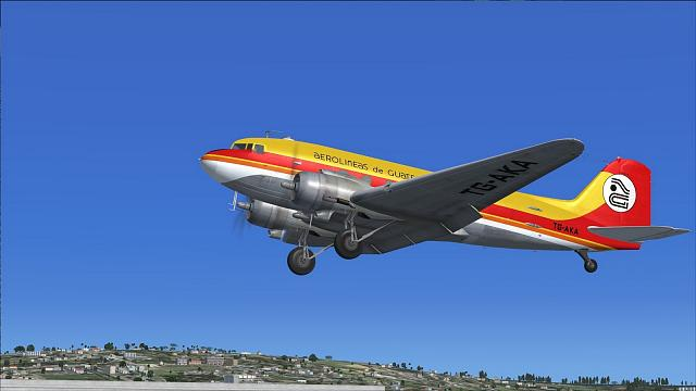 Click image for larger version.  Name:5a Aviateca DC-3.jpg Views:11 Size:153.7 KB ID:216781