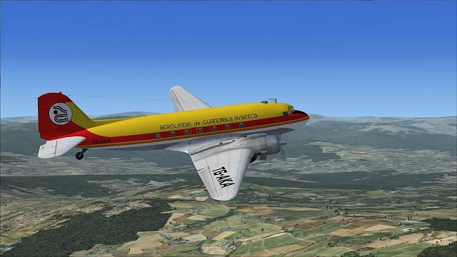 Click image for larger version.  Name:5b Aviateca DC-3.jpg Views:9 Size:243.0 KB ID:216782