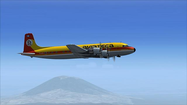 Click image for larger version.  Name:7a Aviateca DC-6 1978.jpg Views:9 Size:111.8 KB ID:216785