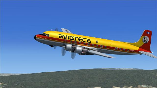 Click image for larger version.  Name:7b Aviateca DC-6 1978.jpg Views:9 Size:156.0 KB ID:216786