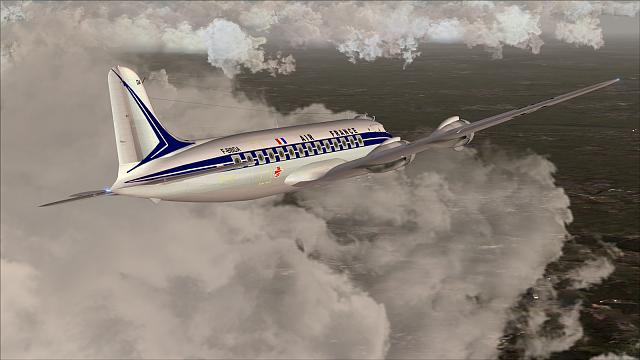 Click image for larger version.  Name:DC-4_Air France_12.jpg Views:60 Size:378.8 KB ID:201707