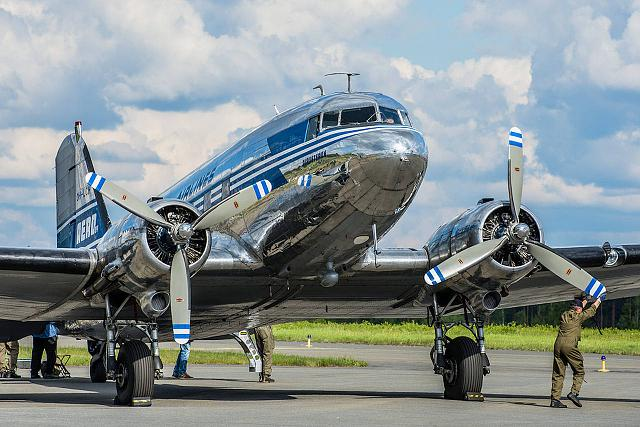 Click image for larger version.  Name:C-47 Finnair.jpg Views:15 Size:186.6 KB ID:207720