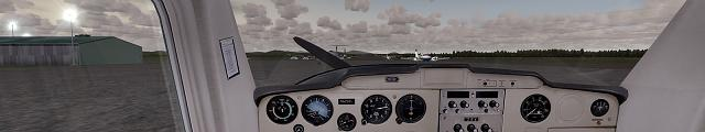 Click image for larger version.  Name:Parked at KDEW Deer Park Airport.jpg Views:133 Size:265.0 KB ID:210175